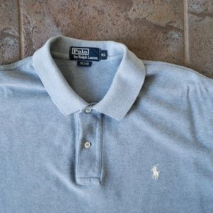Ralph Lauren Polo XL Shirt Light Blue
